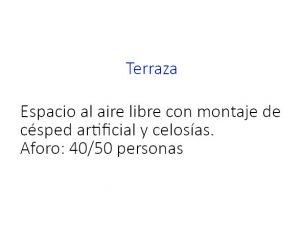TextoTerraza1